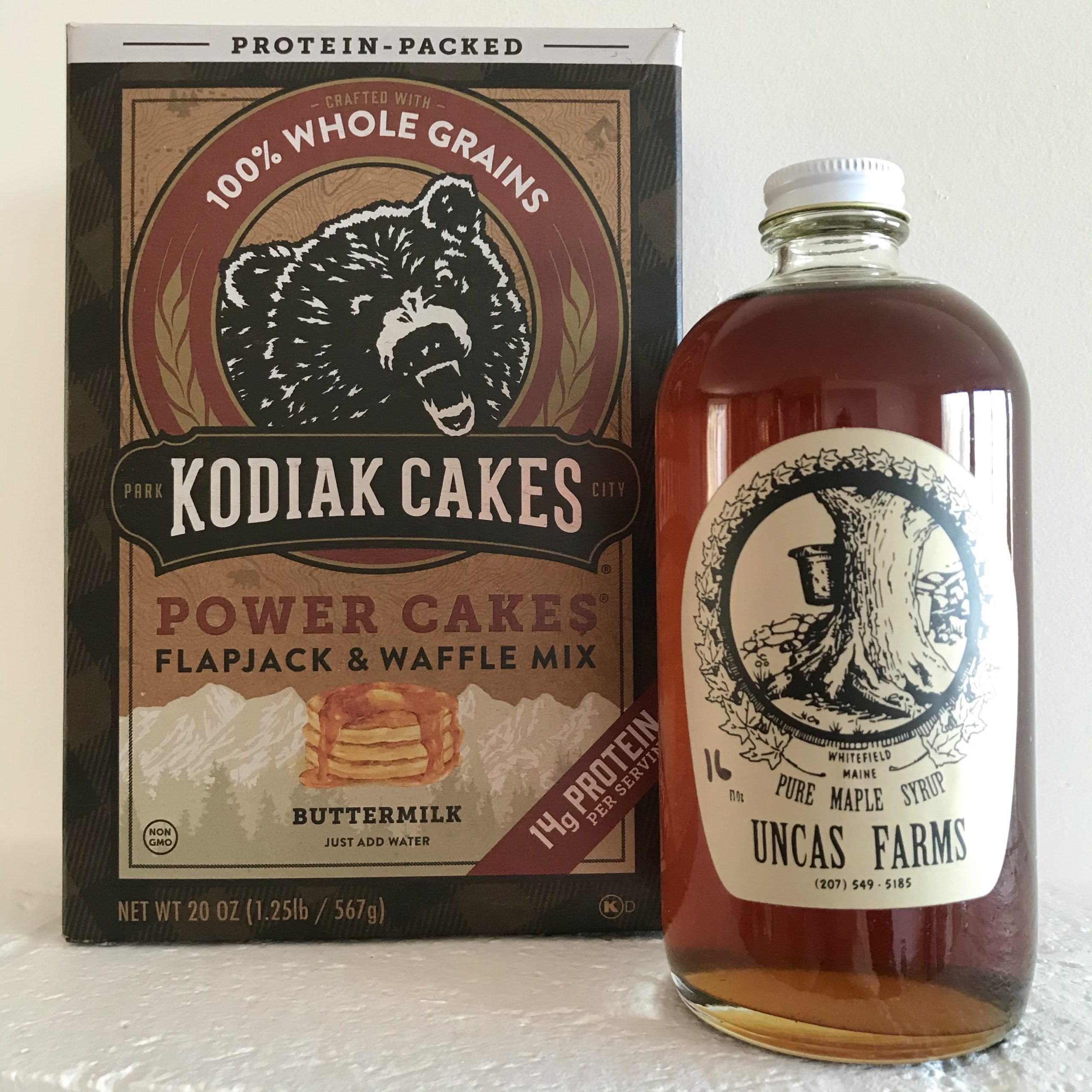 Made in Maine – Uncas Farms Pure Maple Syrup Giveaway