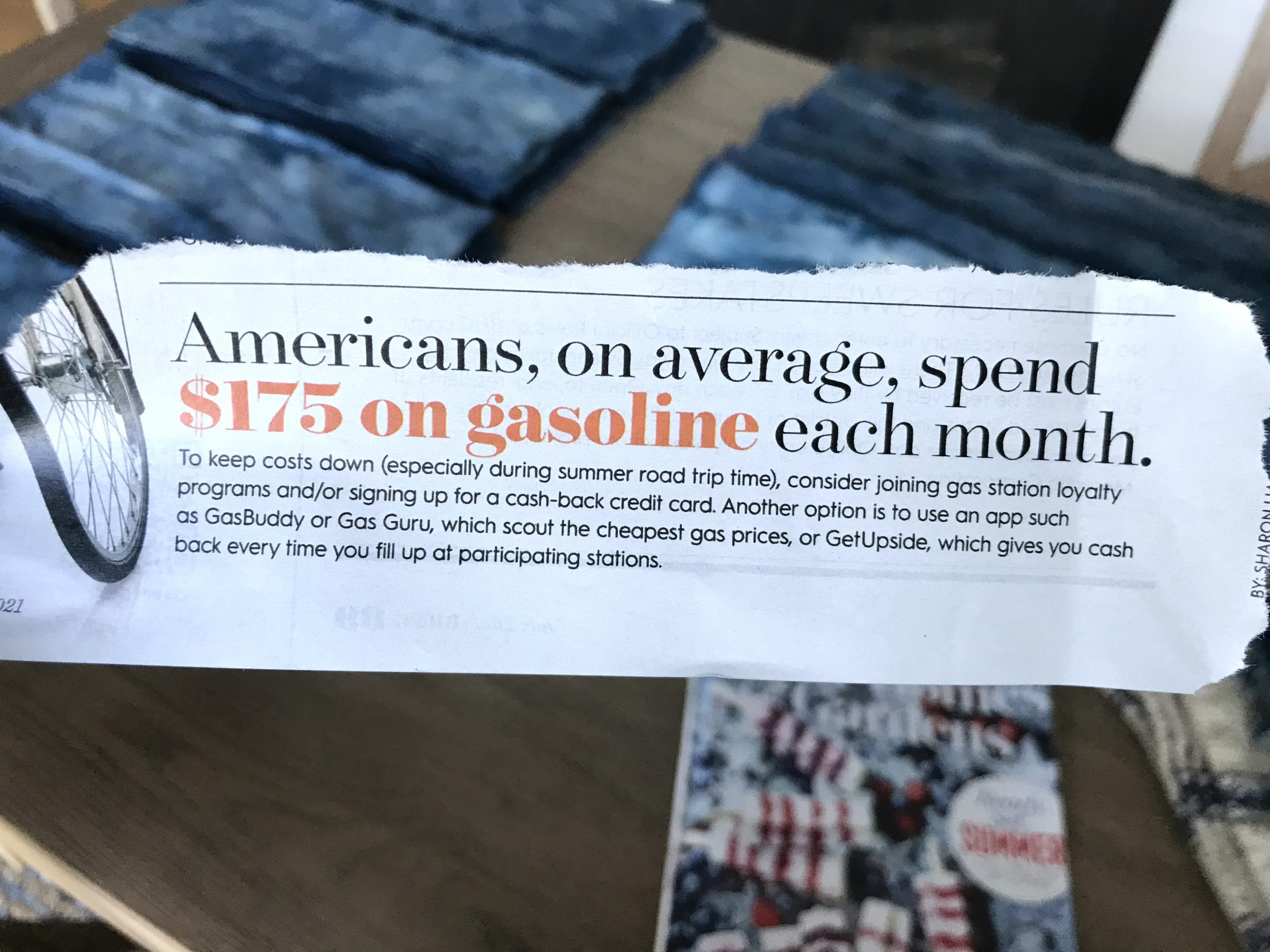 Americans, On Average, Spend $175 on Gasoline a Month… Really?