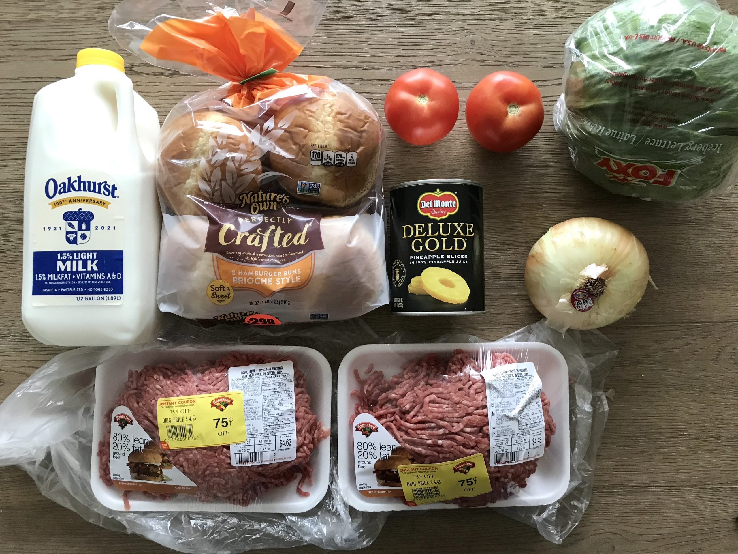 How Much We Spent Groceries and Meals We Ate Week 26 of 52