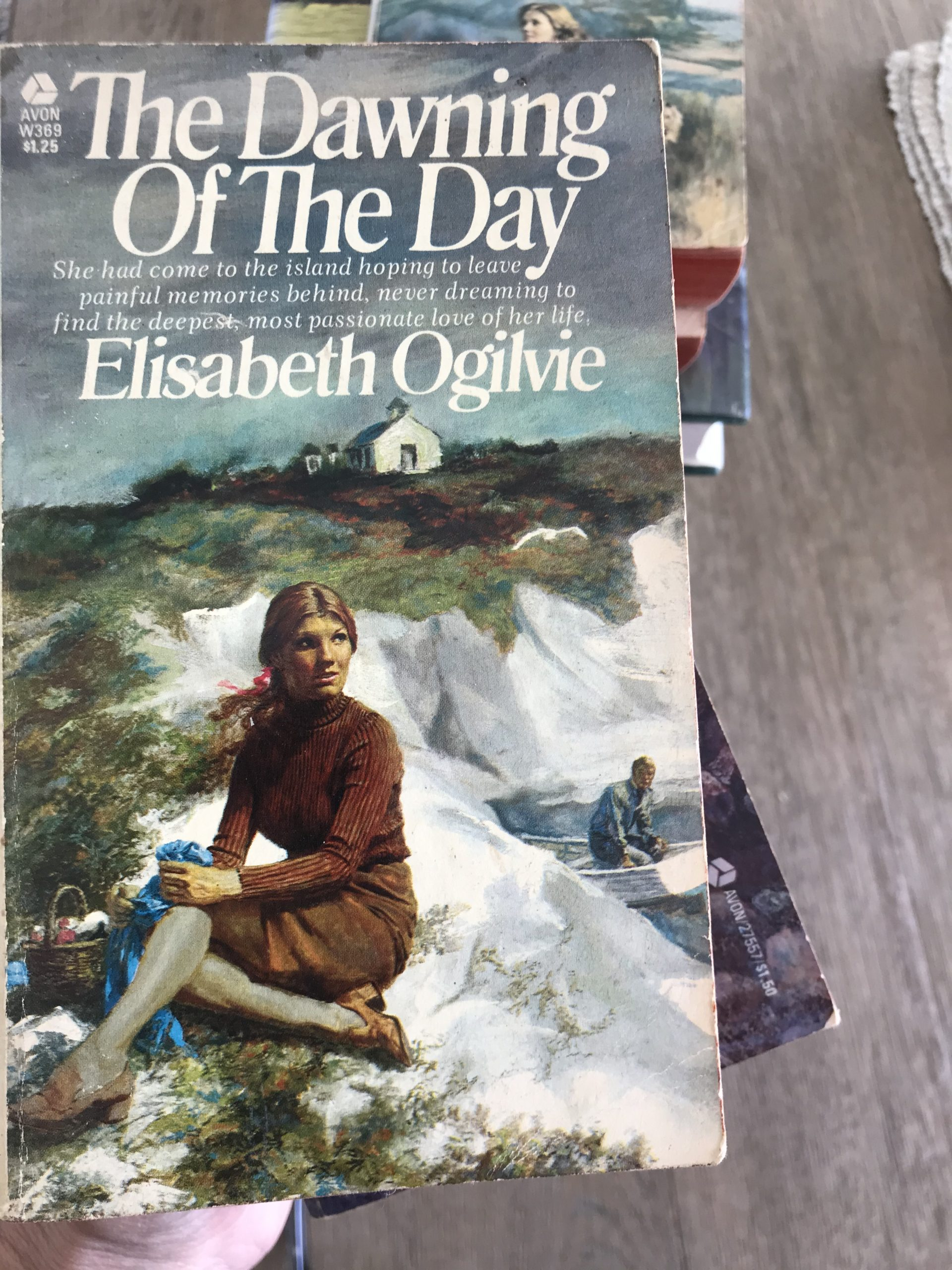 The Elisabeth Ogilvie Books – Where Do I Start First?