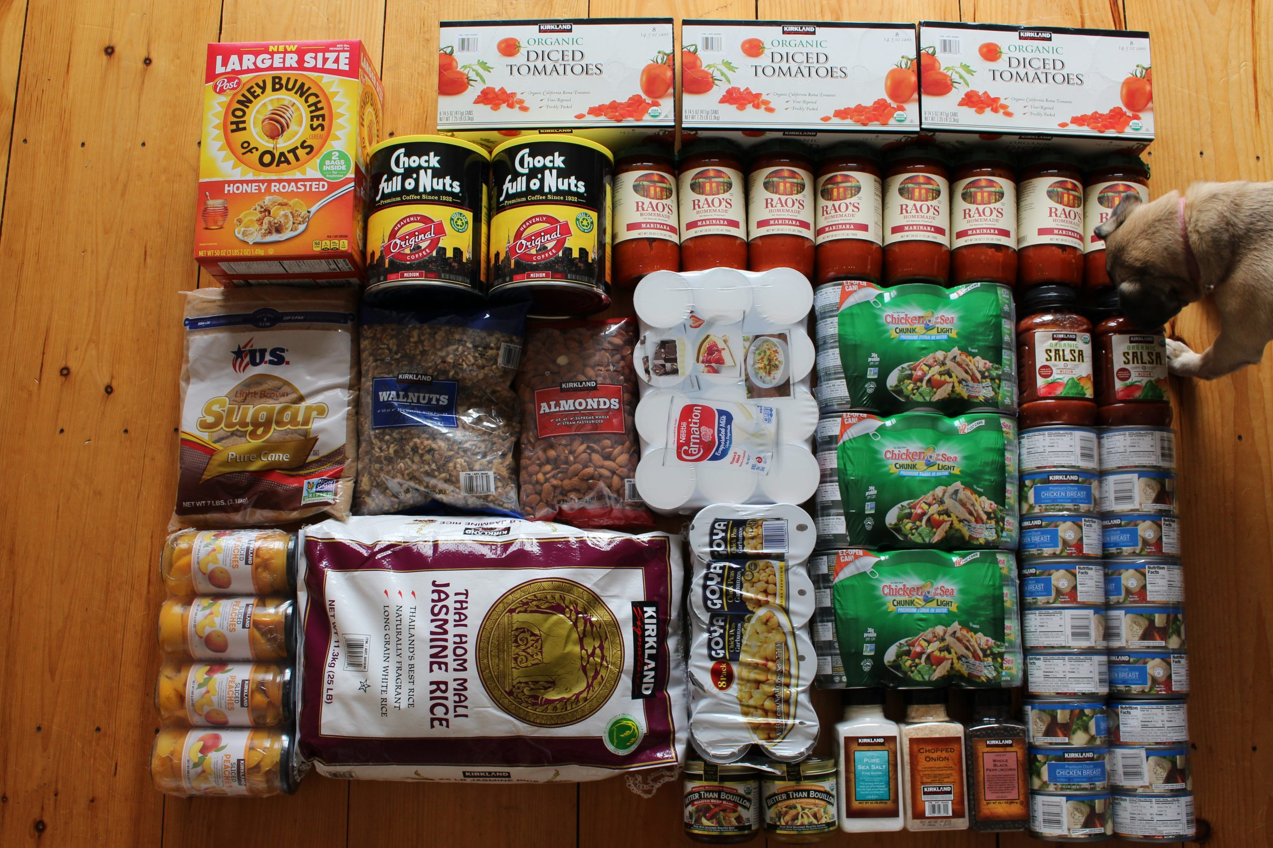 How Much We Spent On Groceries And Meals We Ate Week 33 of 52